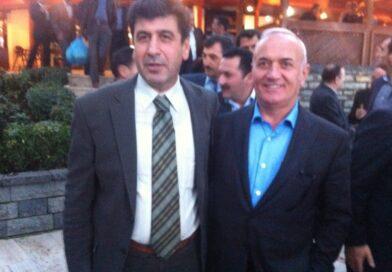 Zigana Köyü Derneği'nin Başkanı Tufan Aydoğan